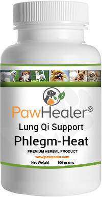 Lung Qi Support: Phlegm-Heat Formula