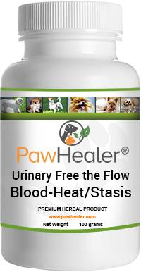 Urinary Free the Flow: Blood-Heat/Stasis Formula