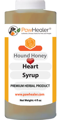 Hound Honey: Heart Syrup