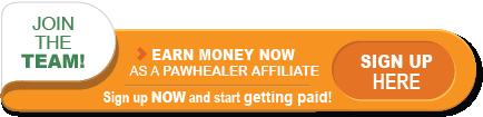 PawHealer Affiliate program