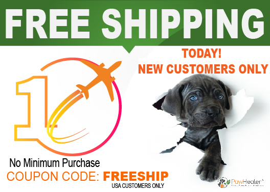Free Shipping for New Customers